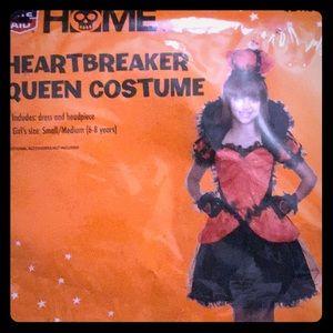 Halloween Heartbreaker Queen Costume